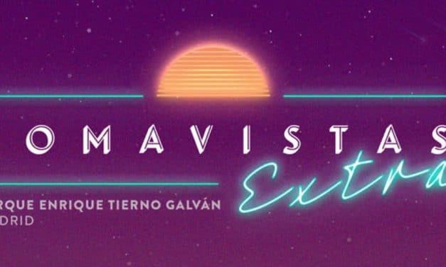 Tomavistas Extra – Conciertos, fechas y entradas – Parque Tierno Galván