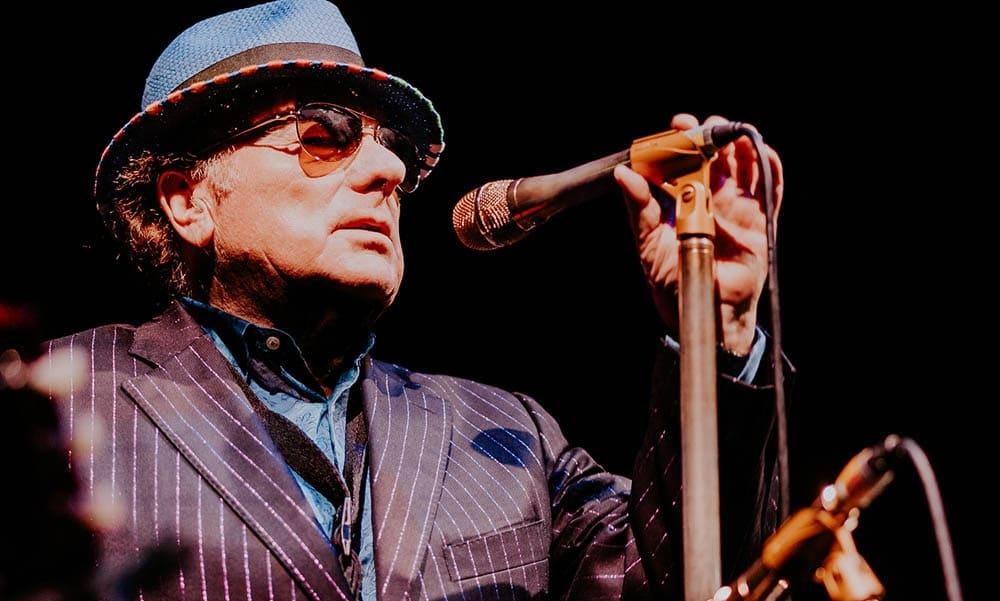 Concierto de Van Morrison en Madrid – 2021 – Entradas WiZink Center