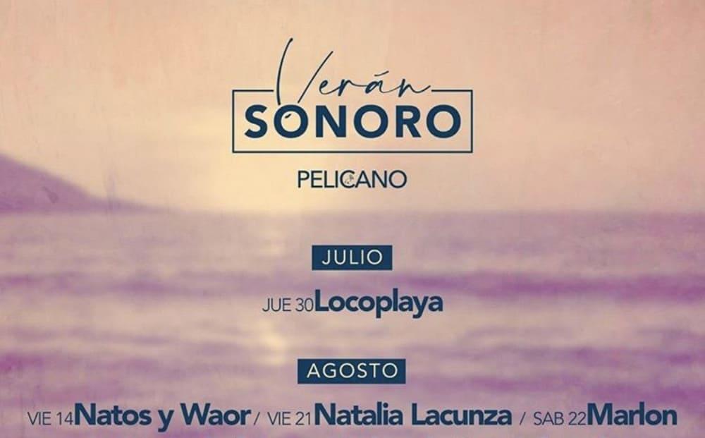 Verán Sonoro en A Coruña – Conciertos, fechas y entradas | Cartel