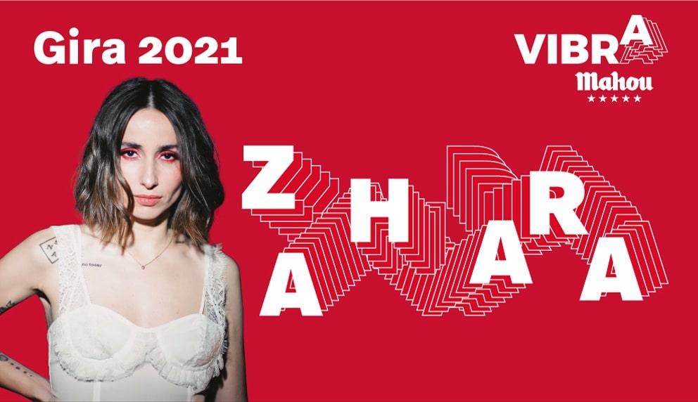 Conciertos de Zahara – Gira Vibra Mahou 2021 – Entradas y fechas