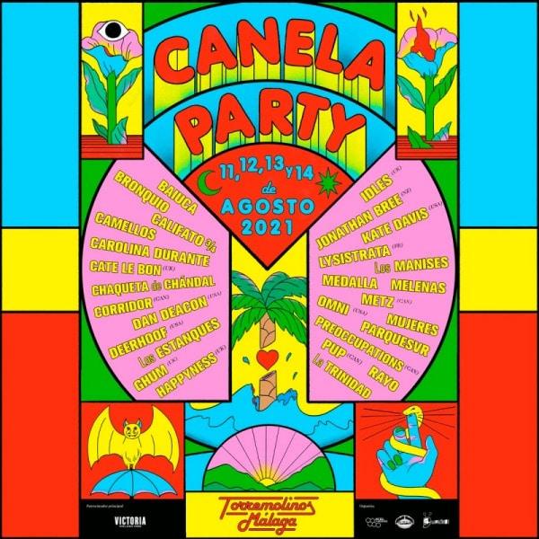canela party cartel