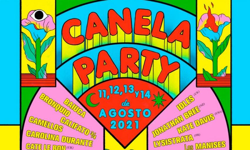 Canela Party 2021 – Cartel, bandas y entradas