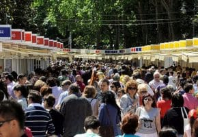 Cancelada definitivamente la Feria del Libro de Madrid 2020
