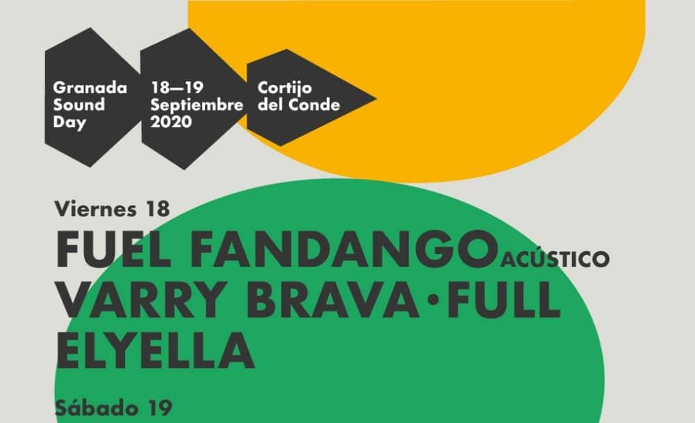Granada Sound Day 2020 – Conciertos, cartel y entradas
