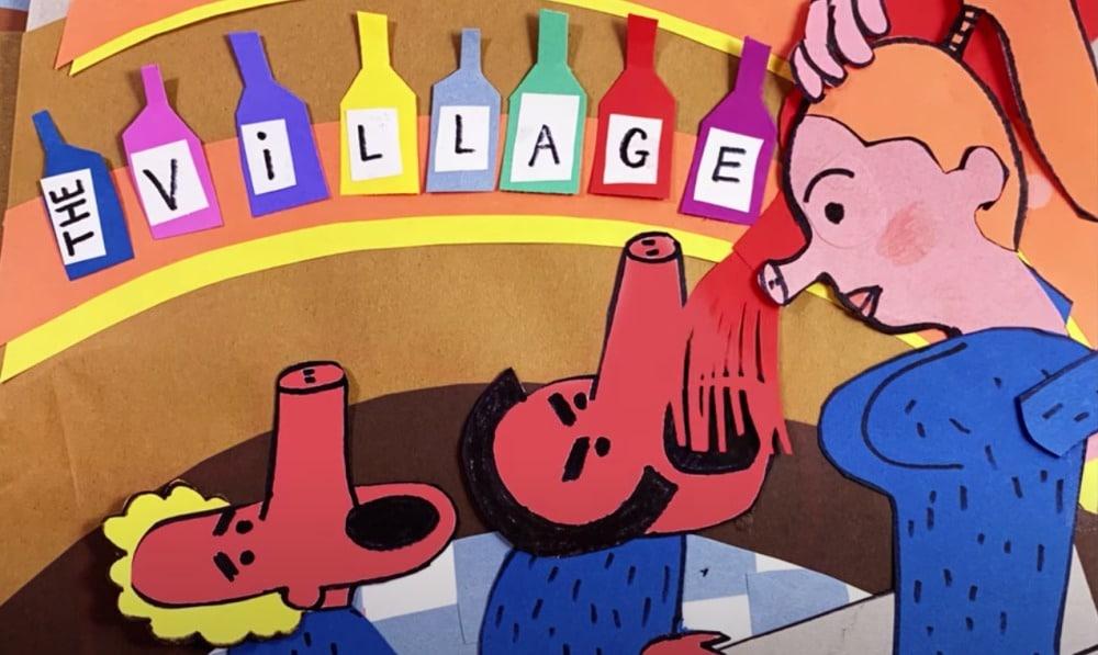 """Michel Gondry dirige """"Model Village"""", el nuevo vídeo de IDLES"""