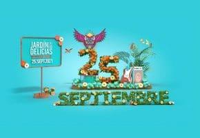 Jardín de las Delicias 2021 - Cartel, conciertos y entradas
