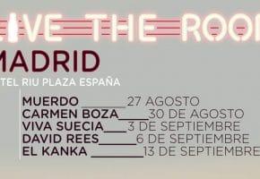 Live The Roof Madrid 2020 - Conciertos, fechas y entradas | Hotel Riu Plaza de España