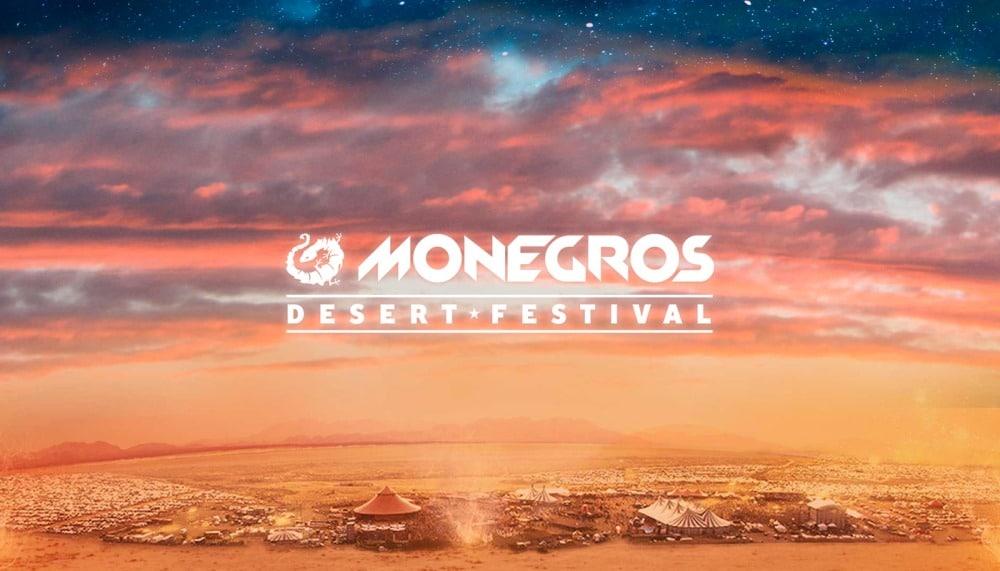 Monegros Desert Festival 2021 – Cartel, Dj's, artistas y entradas