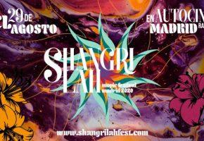 Shangri Lah Festival 2020 - Cartel, horarios y entradas | Autocine Madrid RACE