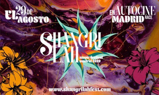 Shangri Lah Festival 2020 – Cartel y entradas | Autocine Madrid RACE