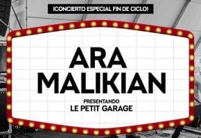 Ara Malikian presenta Le Petit Garage en Madrid - 2020 - Entradas La Riviera