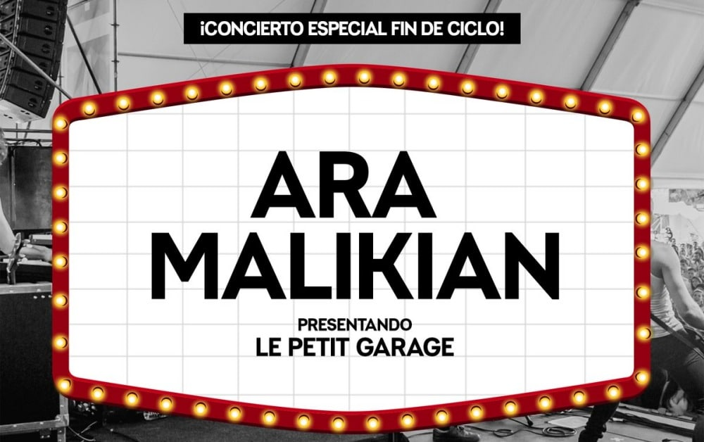 Ara Malikian presenta Le Petit Garage en Madrid – 2020 – Entradas La Riviera