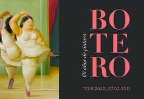 Exposición Botero. 60 años de pintura en Madrid 2020 / 2021 - Entradas