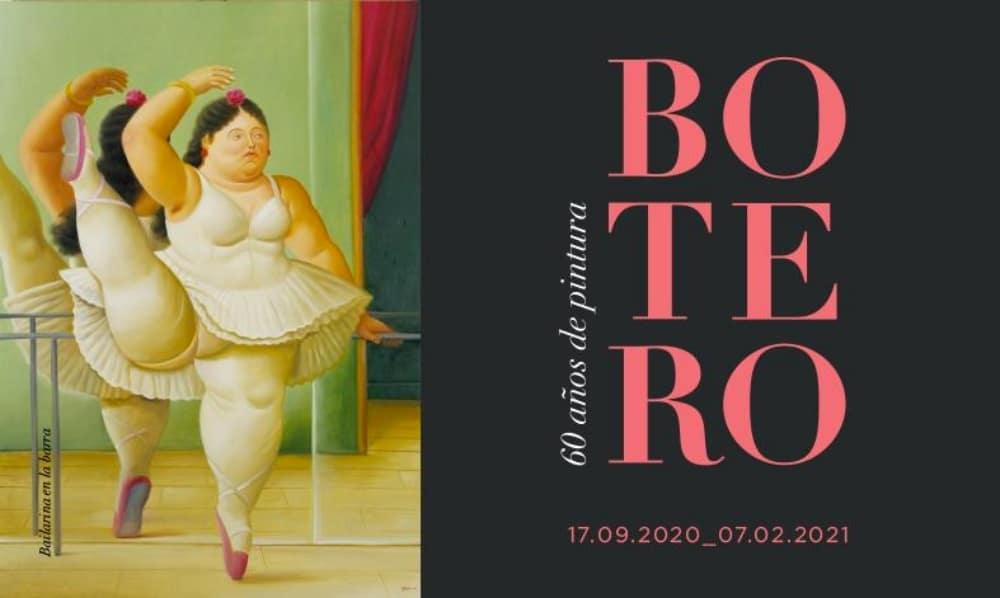 Exposición Botero. 60 años de pintura en Madrid 2020 / 2021 – Entradas