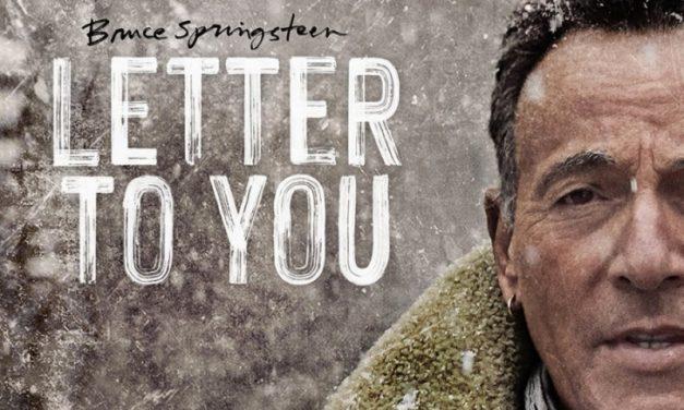 """Bruce Springsteen estrena single y anuncia nuevo disco: """"Letter To You""""   Letra"""
