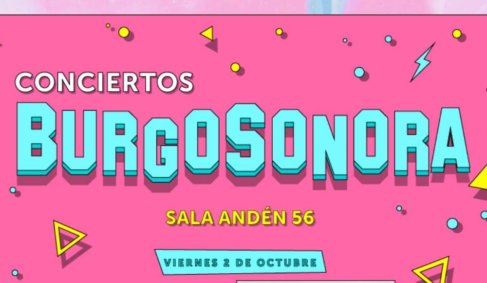 Conciertos Burgosonora 2020 – Ladilla Rusa, Pol 3.14… – Entradas