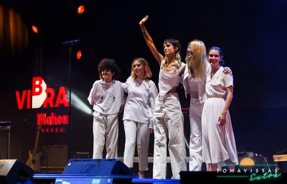 Natalia Lacunza + dani en Tomavistas Extra | Crónica