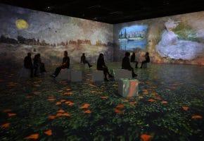 Exposición inmersiva de Monet en Barcelona 2020 | IDEAL - Entradas y horarios
