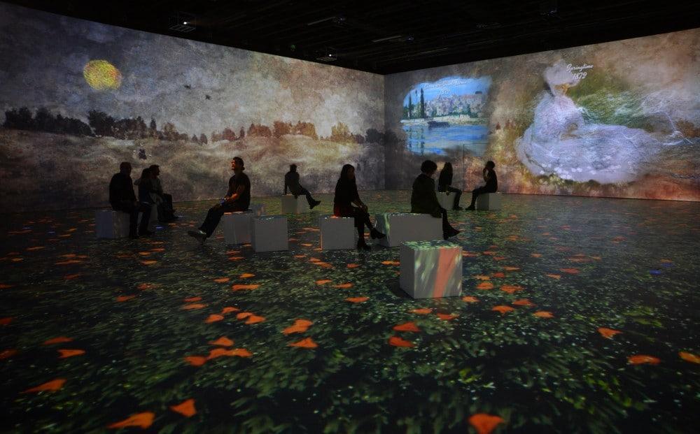 Exposición inmersiva de Monet en Barcelona 2020 | IDEAL – Entradas y horarios