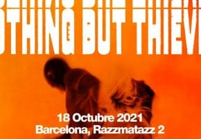 Concierto de Nothing But Thieves en Barcelona - 2021 - Entradas