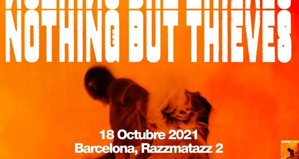Concierto de Nothing But Thieves en Barcelona – 2021 – Entradas