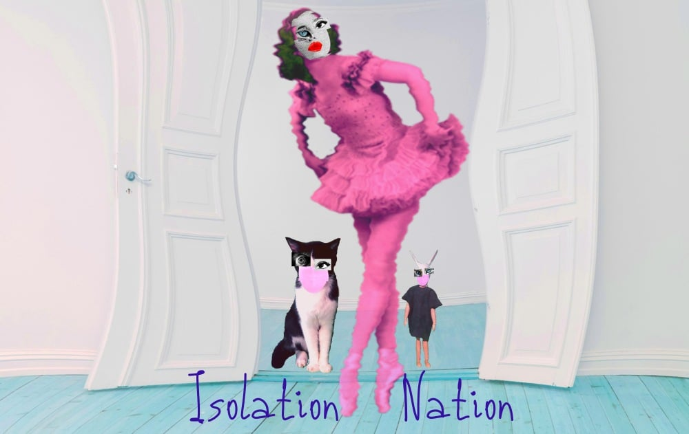 Sally Rous publica su primer EP, Isolation Nation