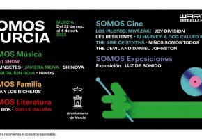 Somos Murcia 2020 - Programación completa y conciertos | Invitaciones