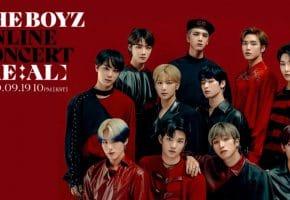 Concierto de THE BOYZ streaming [RE:AL] - Entradas online | 19 septiembre 2020