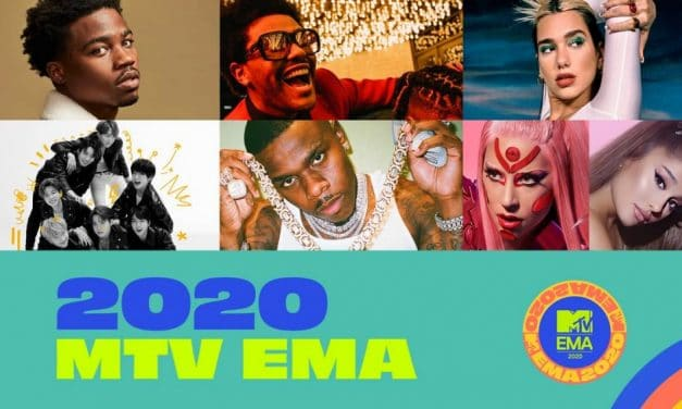 MTV EMA 2020 – Lista de nominados y dónde votar