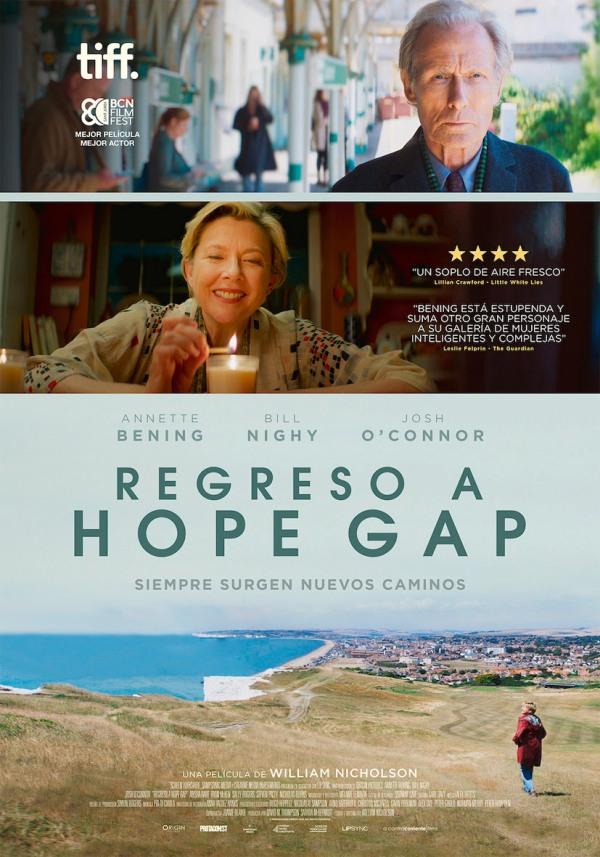 regreso hope gap