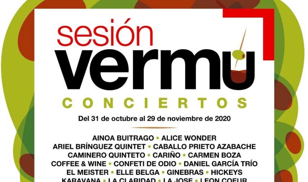 Sesión Vermú en Madrid | 2020 – Conciertos, fechas y entradas