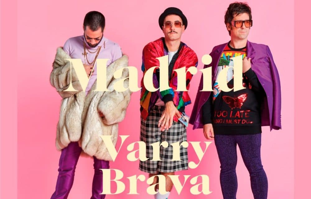 Varry Brava en La Riviera – Diciembre 2020 – Entradas