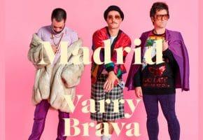 Varry Brava en La Riviera - Diciembre 2020 - Entradas
