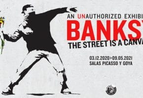 Banksy en Madrid - 2020 / 2021 - Entradas, exposición y horarios