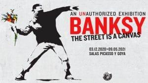 banksy madrid 2021