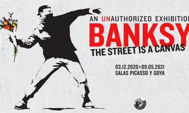 Banksy en Madrid – 2020 / 2021 – Entradas, exposición y horarios