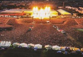 Los conciertos más grandes y con más público de la historia