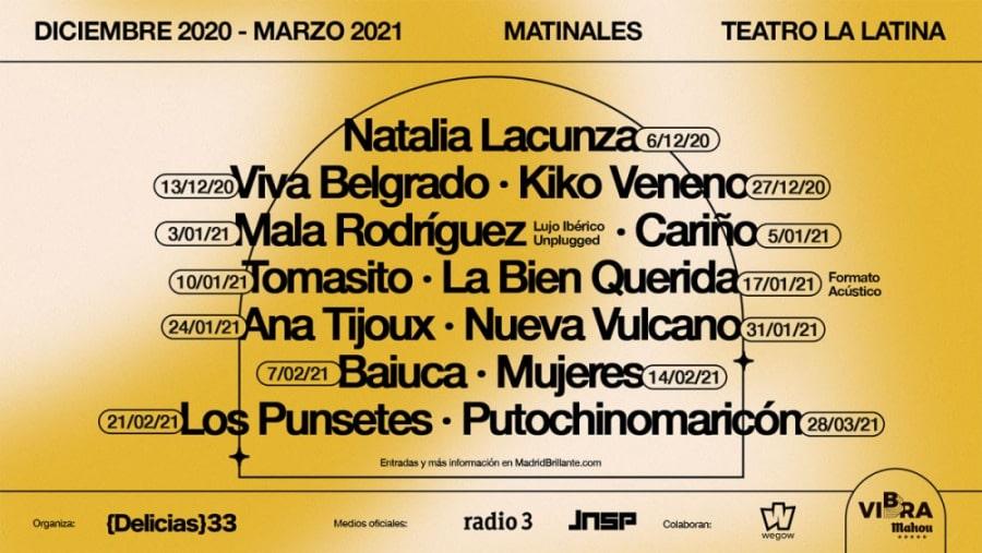 Madrid Brillante 2021 – Conciertos, fechas y entradas