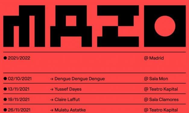 MAZO Madrid 2021 – Conciertos, cartel, fechas y entradas
