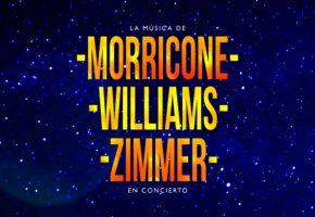 La música de Morricone, Zimmer y Williams - Entradas Palacio de Congresos de Valencia