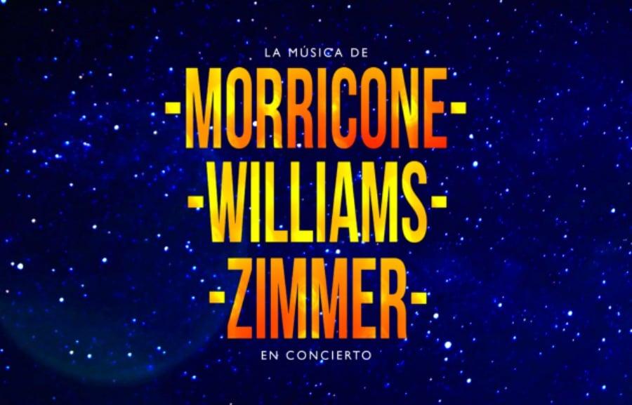 La música de Morricone, Zimmer y Williams – Entradas Palacio de Congresos de Valencia