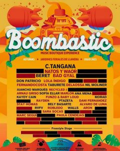 boombastic festival cartel