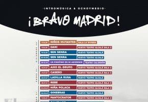 ¡Bravo Madrid! 2020 / 2021 - Conciertos, fechas y entradas