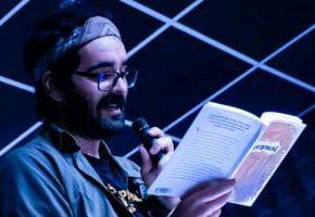 "Libros | ""Superground"", la ópera prima de Dimas P.L."