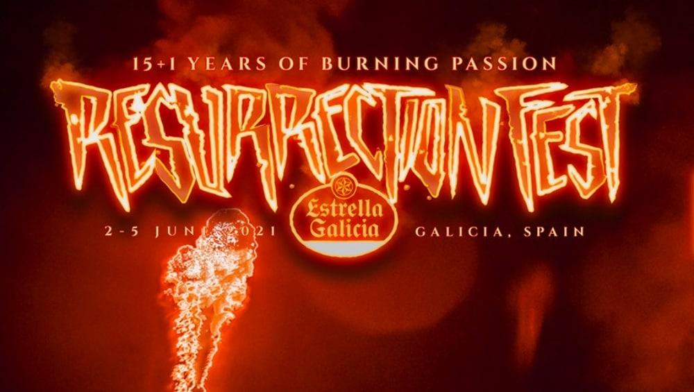 Resurrection Fest 2021 – Cartel, confirmaciones y entradas