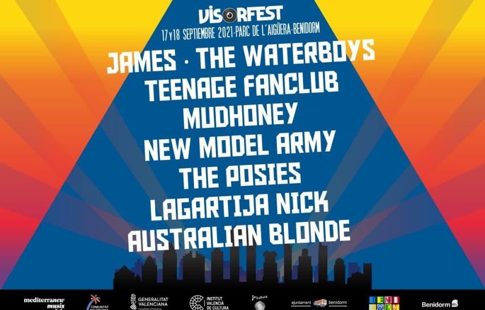 Visor Fest 2021 – Cartel, confirmaciones y entradas
