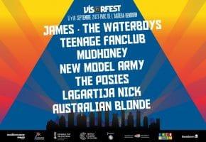Visor Fest 2021 - Cartel, confirmaciones y entradas