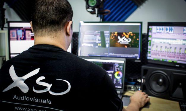 El equipo de Xso se adentra más en la producción audiovisual