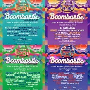 boombastic festival 2021 capitulos
