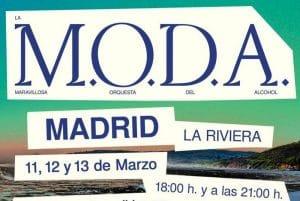 la moda madrid